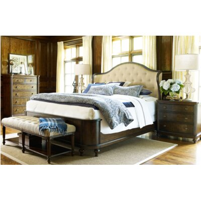 Saville Platform Customizable Bedroom Set