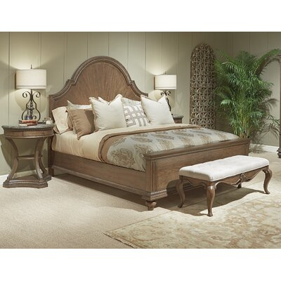 Deverel Arched Panel Configurable Bedroom Set