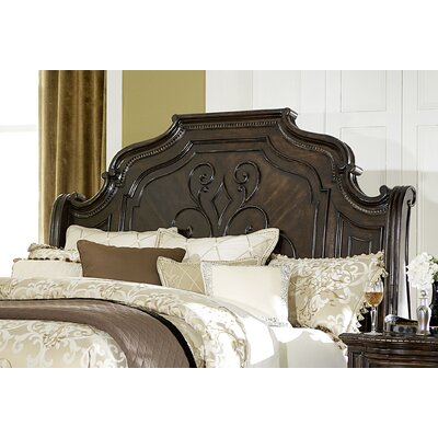 Beaton Panel Headboard Size: King