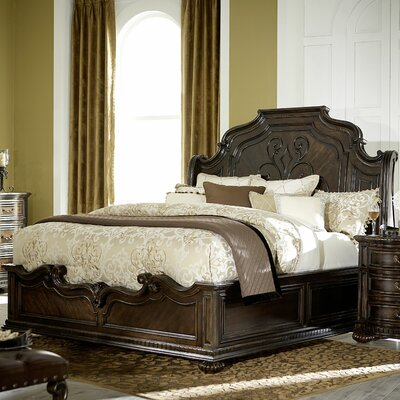 Beatrice Platform Bed Size: Queen