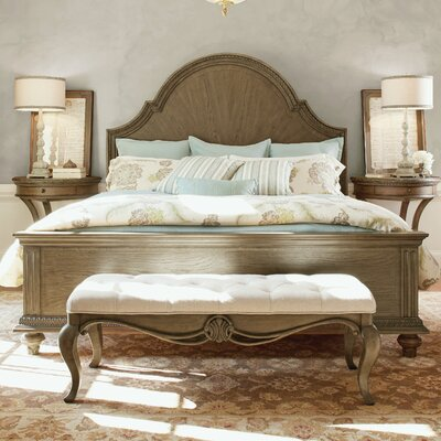 Deverel Panel Bed Size: California King