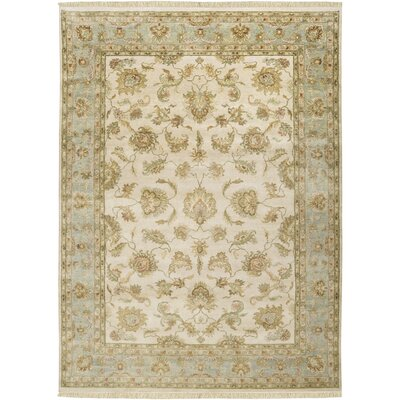 Chidsey Hand-Knotted Brown/Gray Area Rug