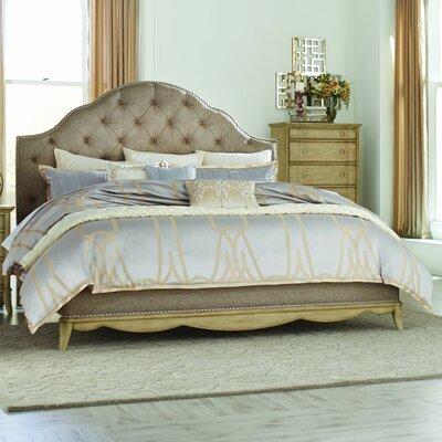 Hetherton Upholstered Platform Bed