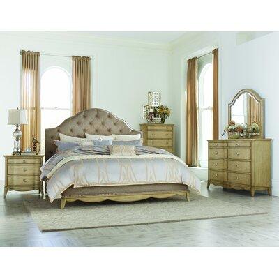 Hetherton Platform Customizable Bedroom Set