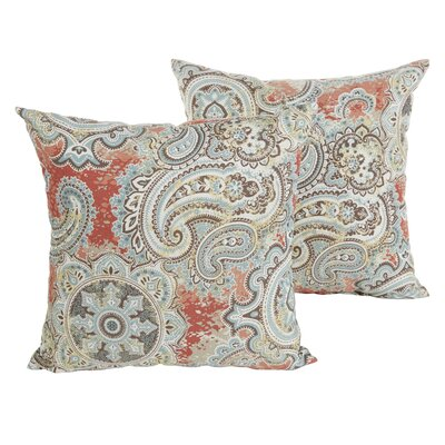 Backstrom Indoor/Outdoor Throw Pillow Size: 22 H x 22 W x 6 D