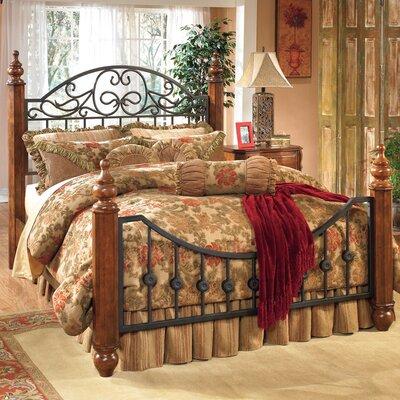 Garrett Panel Bed