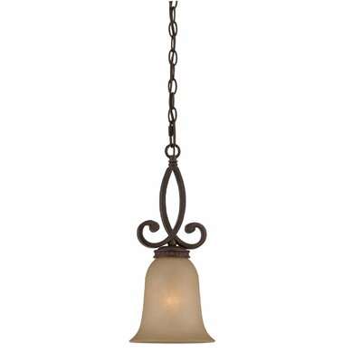 Albin 1-Light Mini Pendant