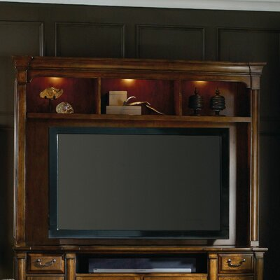 Alexis Entertainment Center Hutch