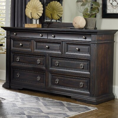 Johnathan 9 Drawer Dresser
