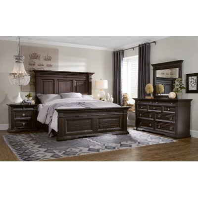 Johnathan Panel Customizable Bedroom Set