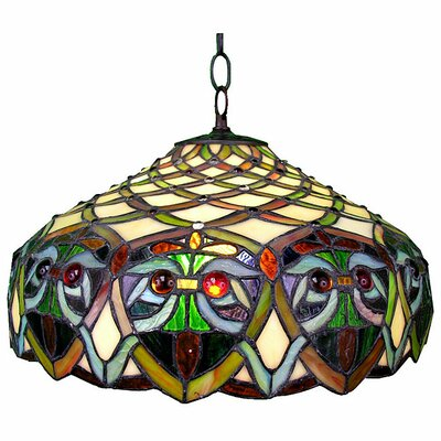 Mathis 1-Light Hanging Pendant