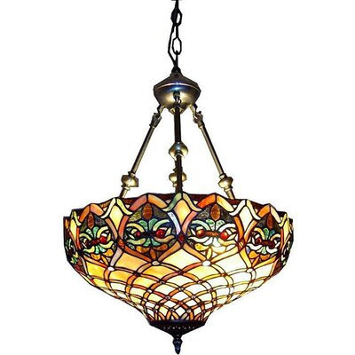 Mathis 2-Light Inverted Pendant