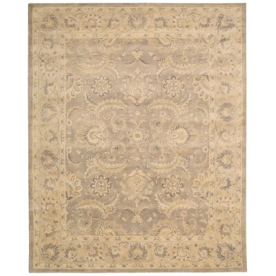 Fullmer Taupe Area Rug Rug Size: 79 x 99