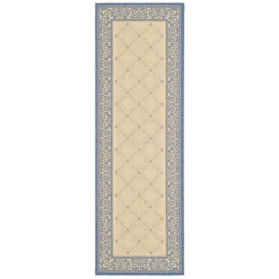 Beasley Garden Gate Outdoor Rug Rug Size: Rectangle 27 x 5