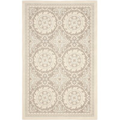Beasley Outdoor Area Rug Rug Size: Rectangle 4 x 57