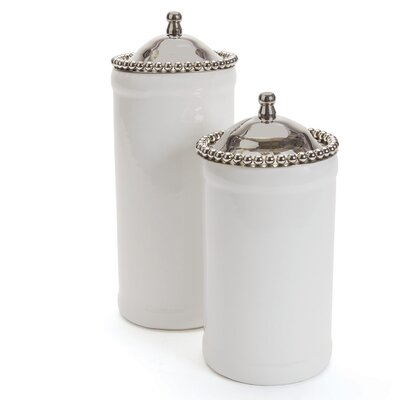2 Piece Granger Jar Set