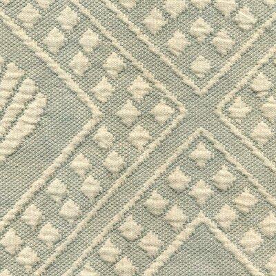 Erich Matelasse Bedspread Size: King, Color: Sage