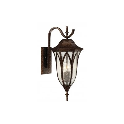 Akers 2-Light Outdoor Wall Lantern