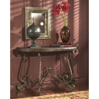Abraham Console Table