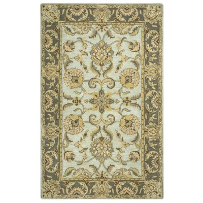 Ingram Hand-Tufted Multi Area Rug Rug Size: Runner 26 x 8