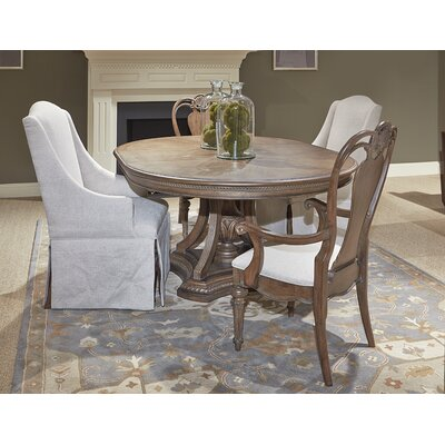 Deverel Traditional 5 Piece Dining Set