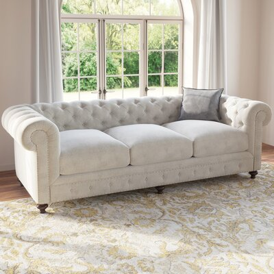 Panos Chesterfield Sofa