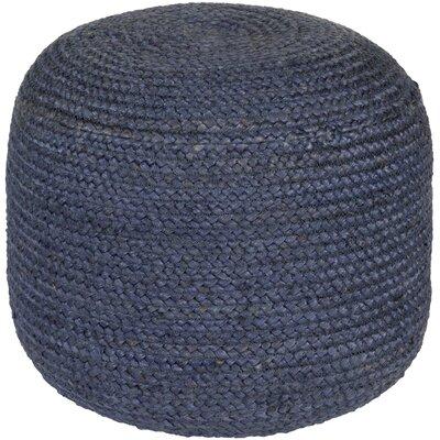 Tai Sphere Pouf Upholstery: Dark Blue