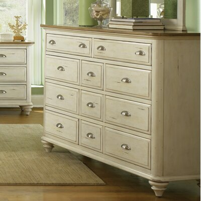 Duval 11 Drawer Standard Dresser