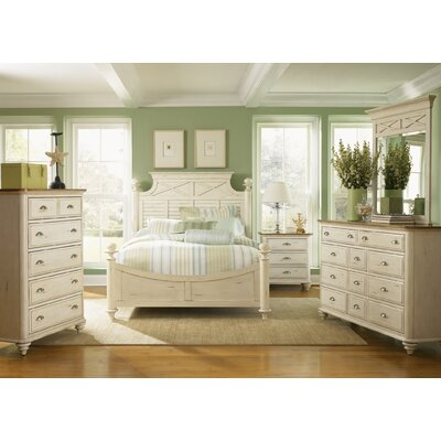 Bridgeview Hardwoods Panel Configurable Bedroom Set