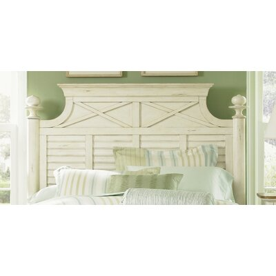 Duval Panel Headboard Size: King