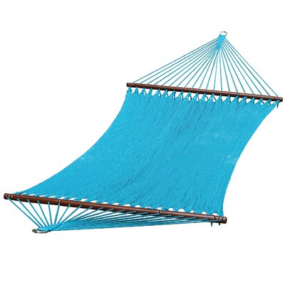 Cohen Polyester Tree Hammock Color: Light Blue