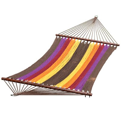 Brunson Polyester Tree Hammock Color: Multi