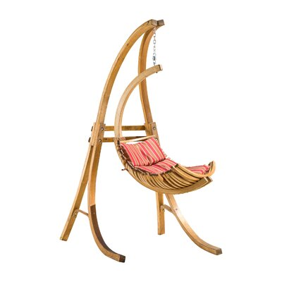 Ruth Polyester Chair Hammock with Stand