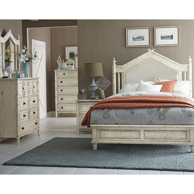 Harrouda Panel Configurable Bedroom Set