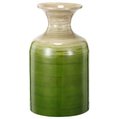Reynolds Vase Size: 13 H x 7.5 W x 7.5 D