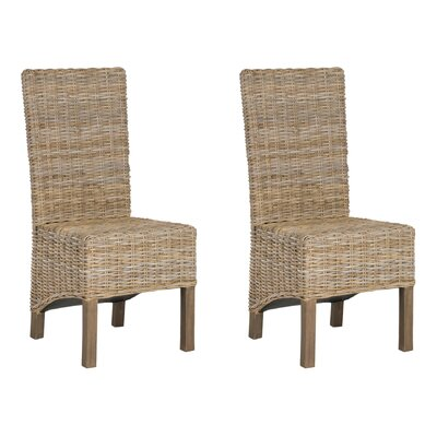 Chelston Side Chair Upholstery: Natural Unfinished