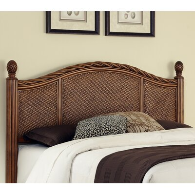 Dessie Panel Headboard and Nightstand Size: King / California King, Color: Cinnamon