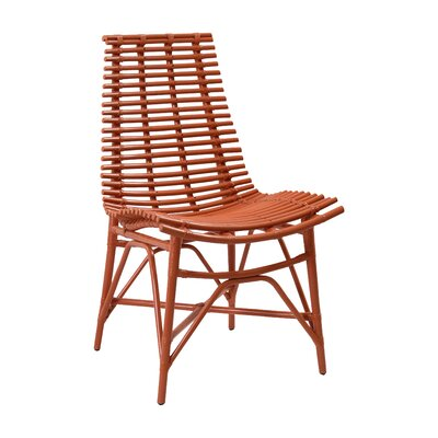 Roxana Side Chair Finish: Orange