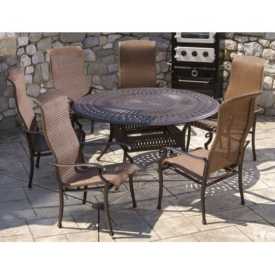 Staples 7 Piece Dining Set