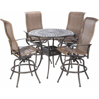 Penny 5 Piece Dining Set