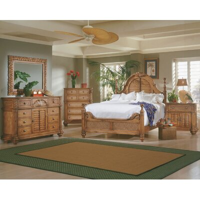 Paradiso Panel Customizable Bedroom Set