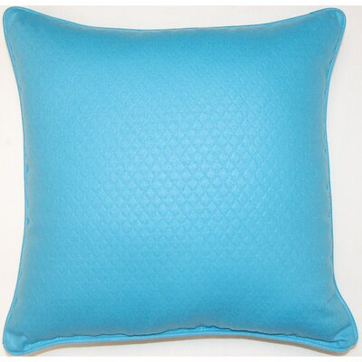 Charlise Throw Pillow Color: Lagoon