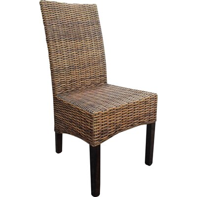 Bougainvillea Solid Wood Dining Chair