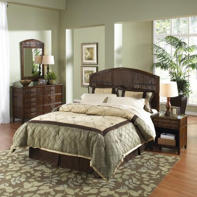 Sophornitella Platform 4 Piece Bedroom Set Size: Queen