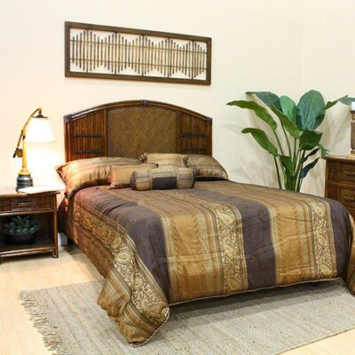 Hutchinson Island South Platform 4 Piece Bedroom Set Size: King