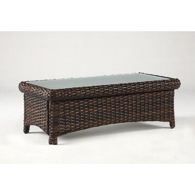 Chorio Coffee Table Base Finish: Espresso
