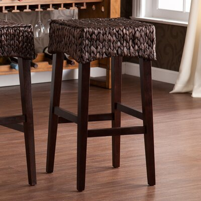 Caba Bar Stool Seat Height: 26.5