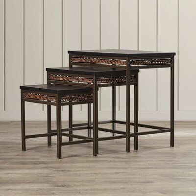 Firebird 3 Piece Nesting Tables