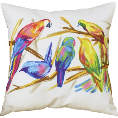 Judson Throw Pillow Size: 18 H x 18 W