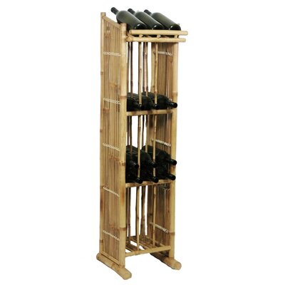 Porter 39 Bottle Floor Wine Rack